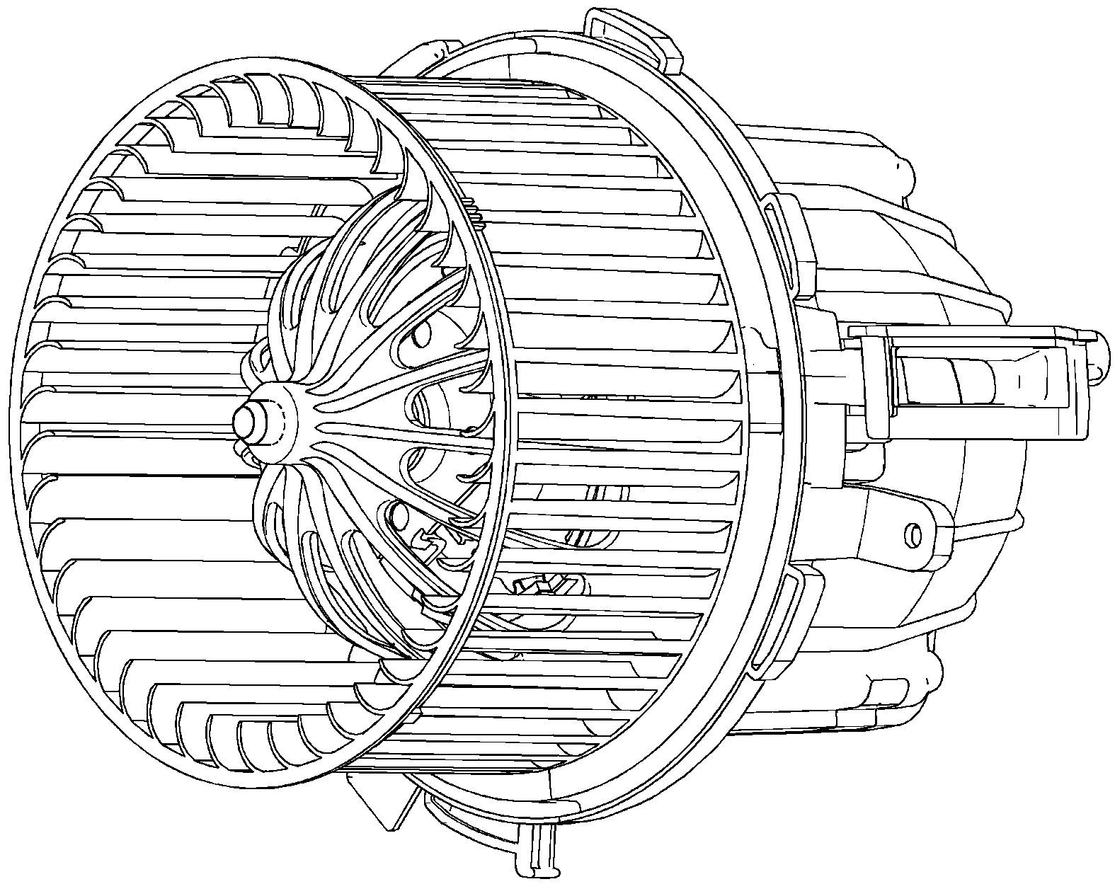 interior blower motor 8ew351040 261 hella heater 8k2820021b  hella interior blower motor 8ew351040 261