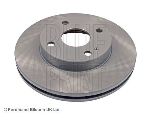 2x Brake Discs (Pair) fits MAZDA 323 Front 1.3,1.5,1.6 1991 on ADM54364 Set New