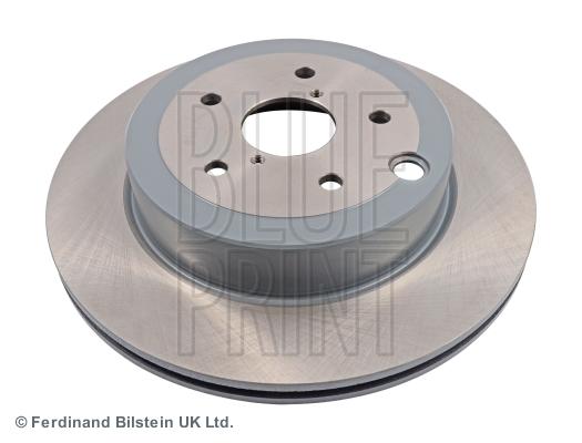 Fits Subaru Impreza GD 2.5 AWD Genuine Comline Rear Vented Brake Discs /& Pad Kit