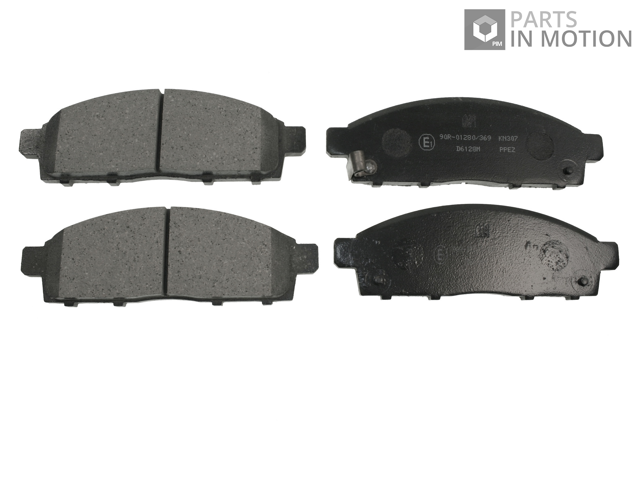 Fits Mitsubishi L200 2.5 DI-D EuroBrake Front Vented Brake Disc /& Pad Kit Set