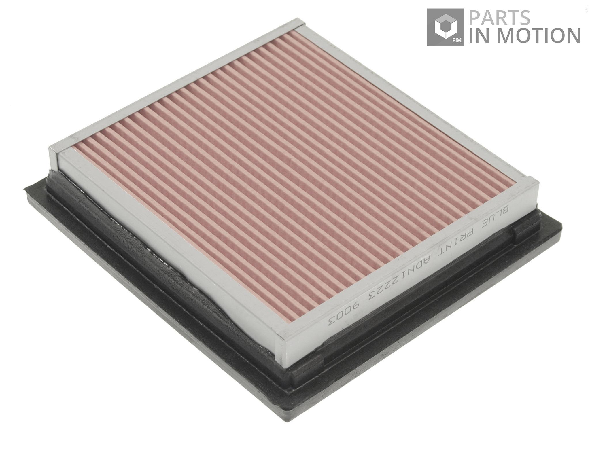 STARLINE Luftfilter SF VF2459 für NISSAN MICRA 2 K11 3 K12 NOTE E11 1.0 16V 1.2