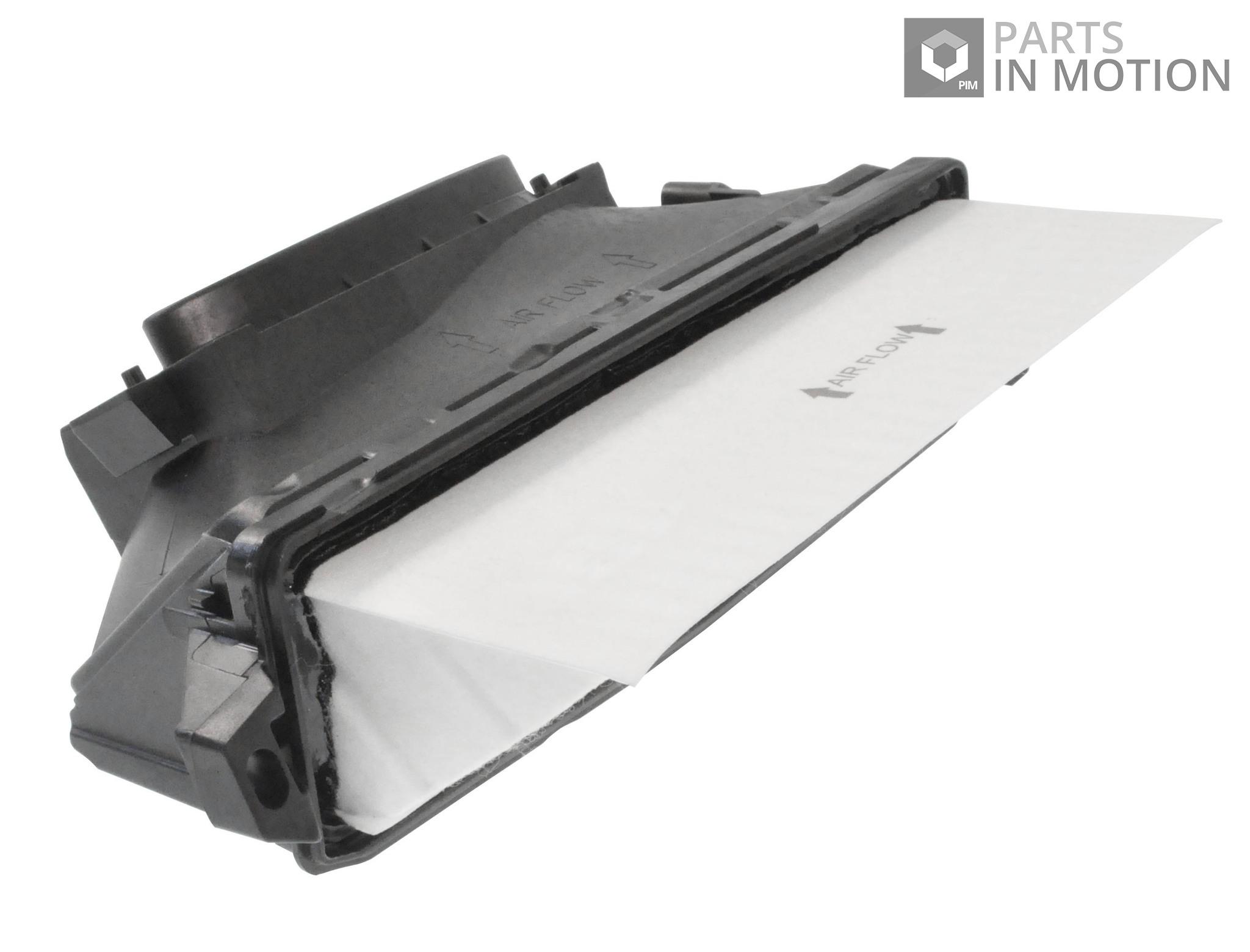 MERCEDES GL350 X164 3 0D Air Filter Left 2009 on OM642 820 ADL