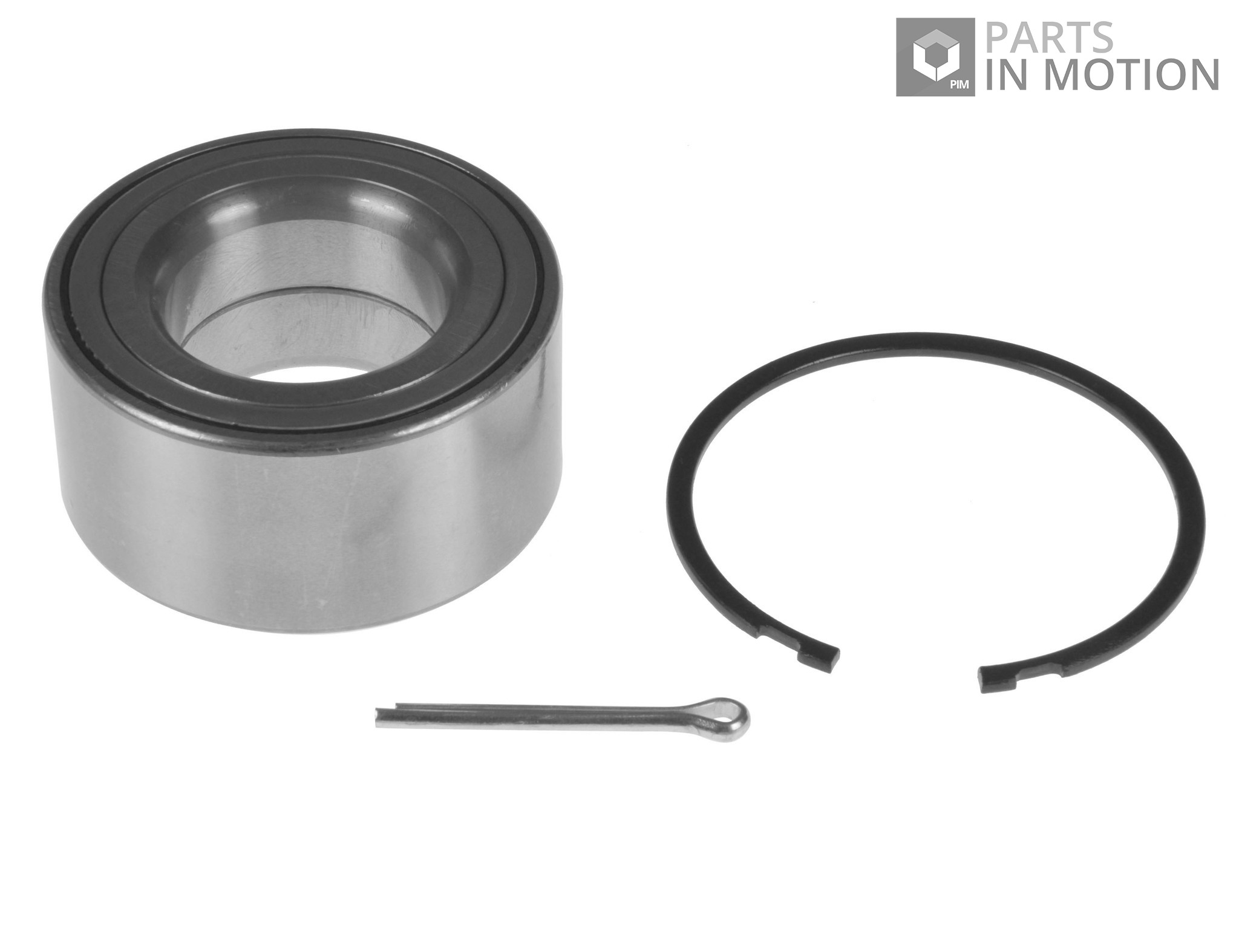Wheel Bearing Kit fits NISSAN ALMERA N16 1.8 Front Left or Right 2000 on QG18DE