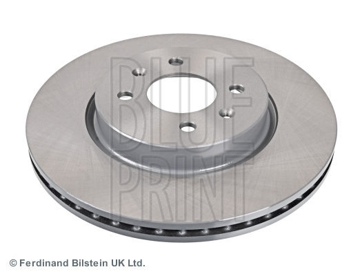 Front Brake Discs Replacement Braking Set Pair 280mm Vented For Hyundai Kia