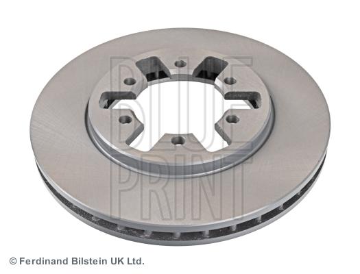 2x Brake Discs (Pair) Front ADN14337 Blue Print Set Genuine Quality Replacement