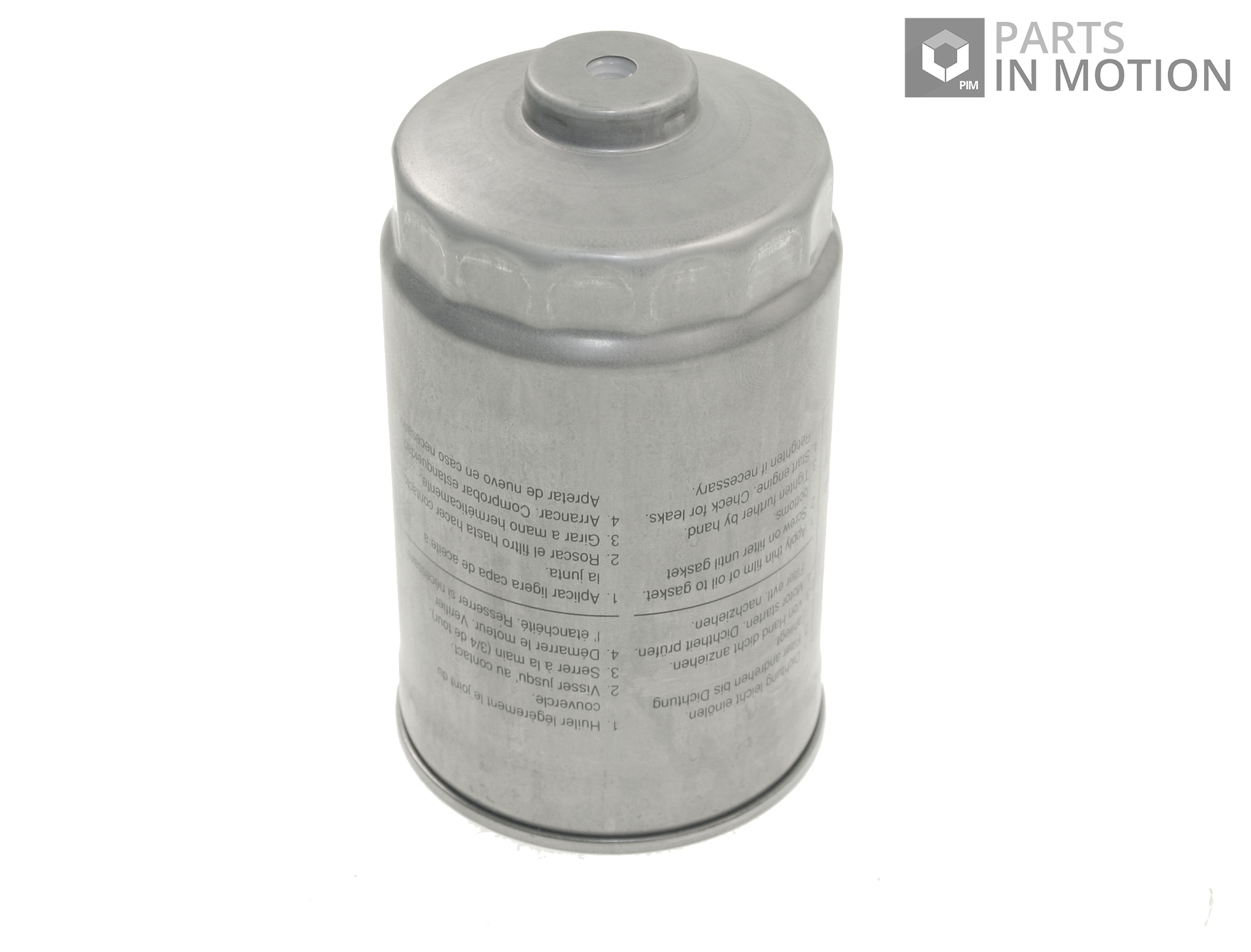 Fuel Filter Fits Kia Sorento Mk1 25d 02 To 06 D4cb Adl 3192226910 2003 Blue Print Adg02365
