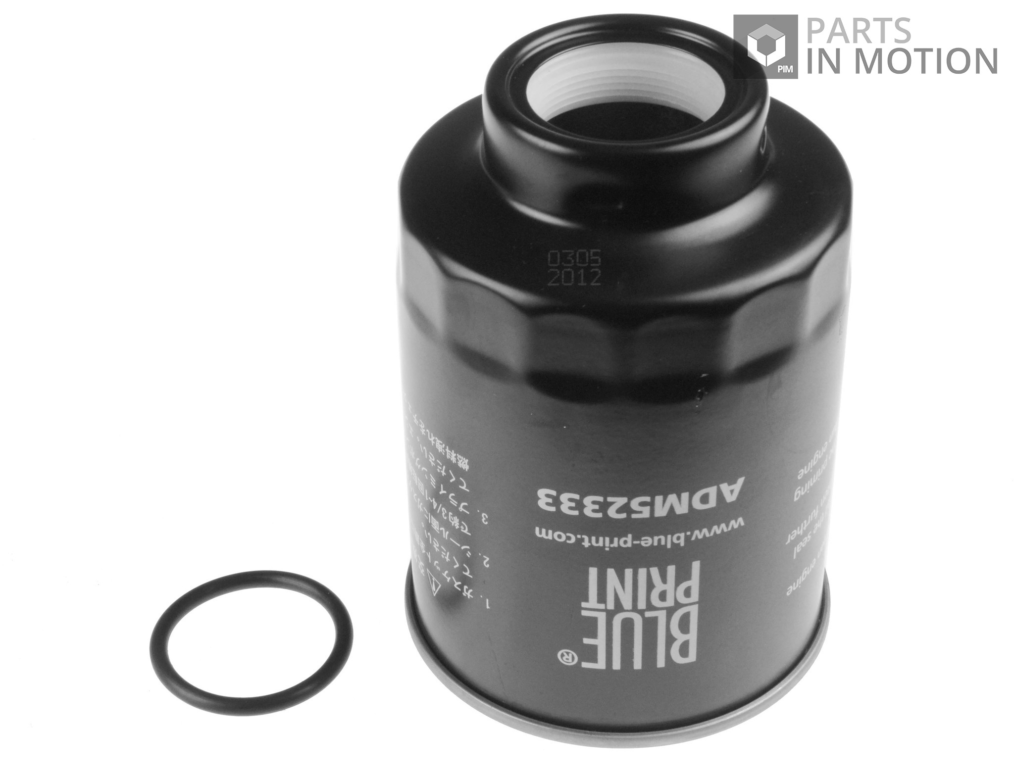 Image is loading Fuel-Filter-fits-MAZDA-6-2-2D-2009-