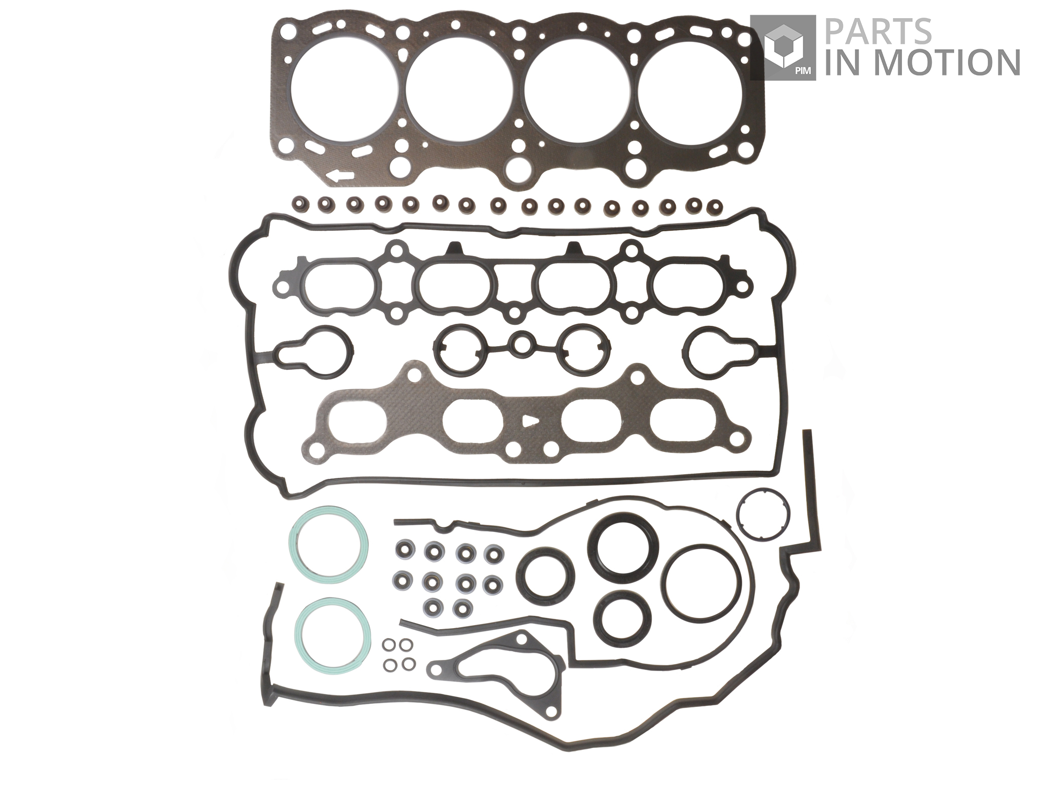 Exhaust Manifold Gasket fits TOYOTA CELICA ST202 Gti 2.0 94 to 99 3SGE BGA New