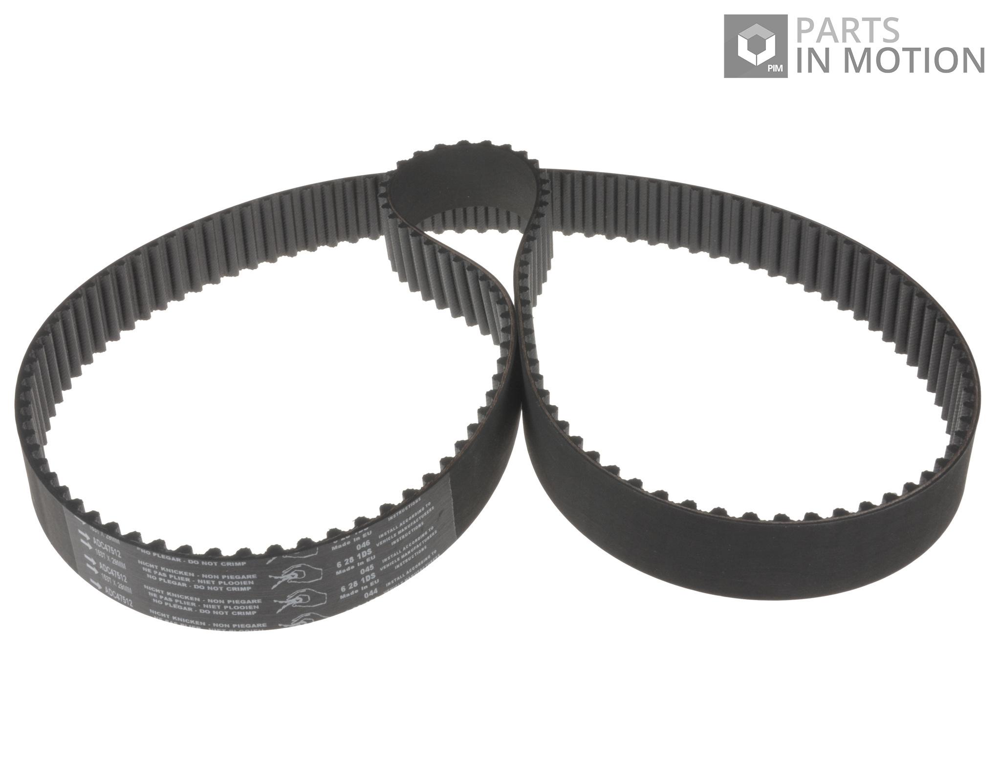 Mitsubishi Timing Belt : Timing belt fits mitsubishi lancer to adc