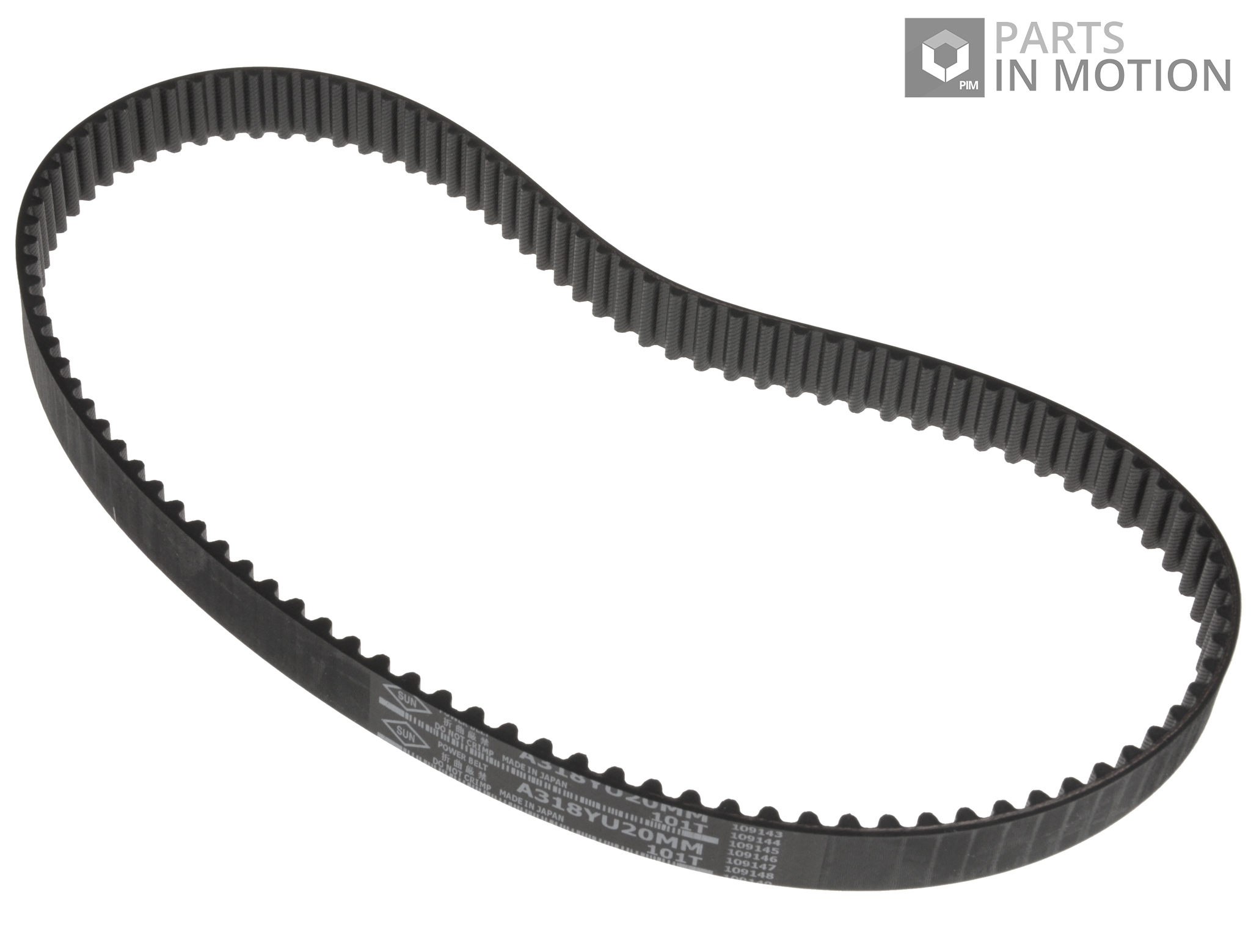 Blue Print Timing Belt Adg07505 Timing Belts