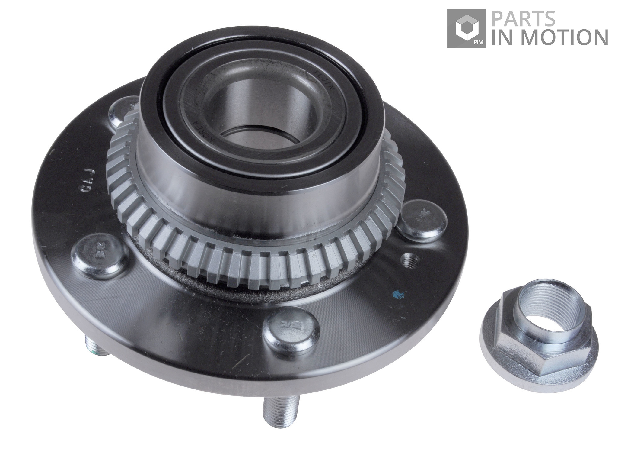 Wheel Bearing Kit fits HYUNDAI TRAJET FO Front 2.0 2.0D 00 to 08 With ABS B/&B