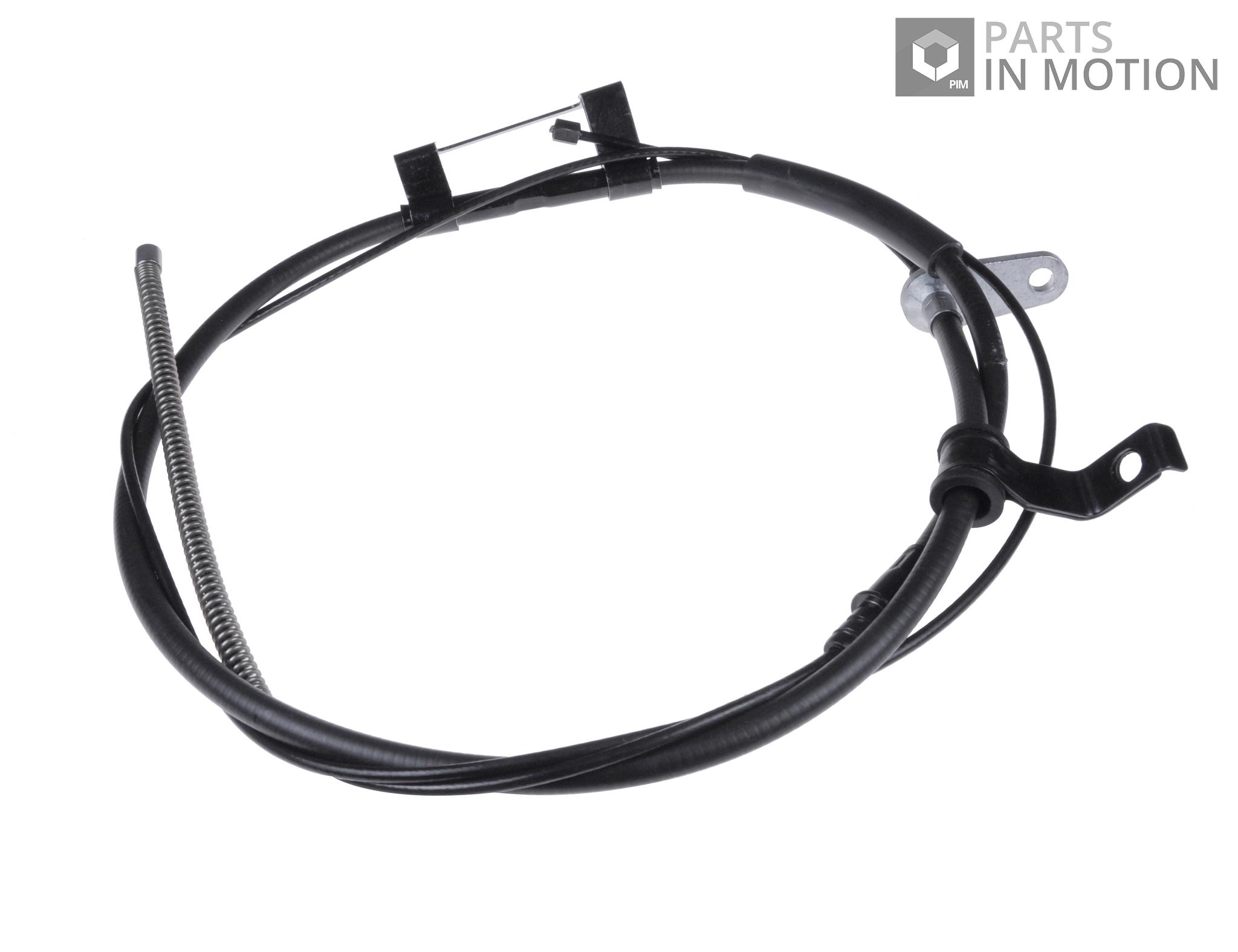 Handbrake Cable fits KIA SEDONA Mk2 2.9D Front 01 to 06 J3 Hand Brake Parking