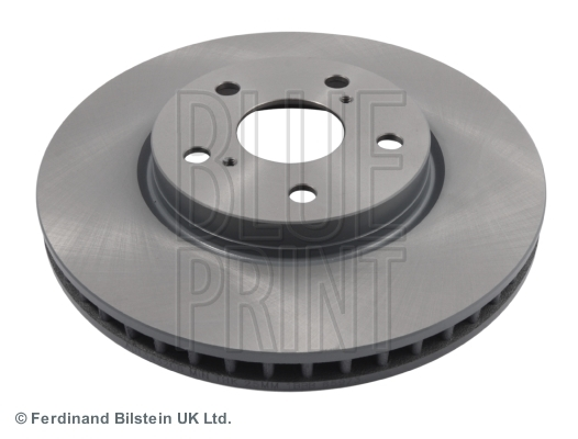 Genuine OE Textar Coated Front Vented Brake Discs Pair Set 92174303