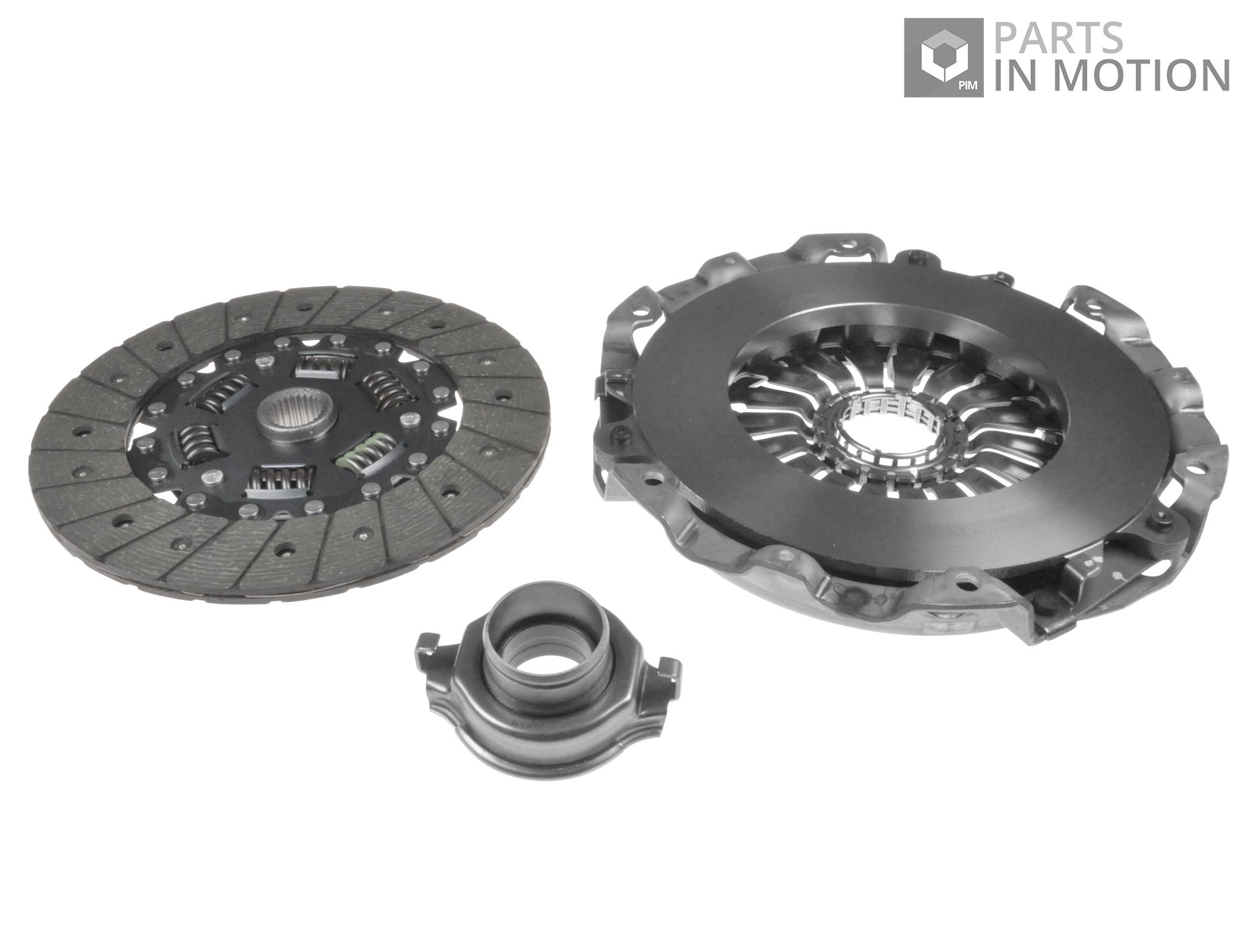 Clutch kit Fits Subaru Impreza GF 2.0 96 To 00 230 mm ADL 30100AA900S1 Qualité