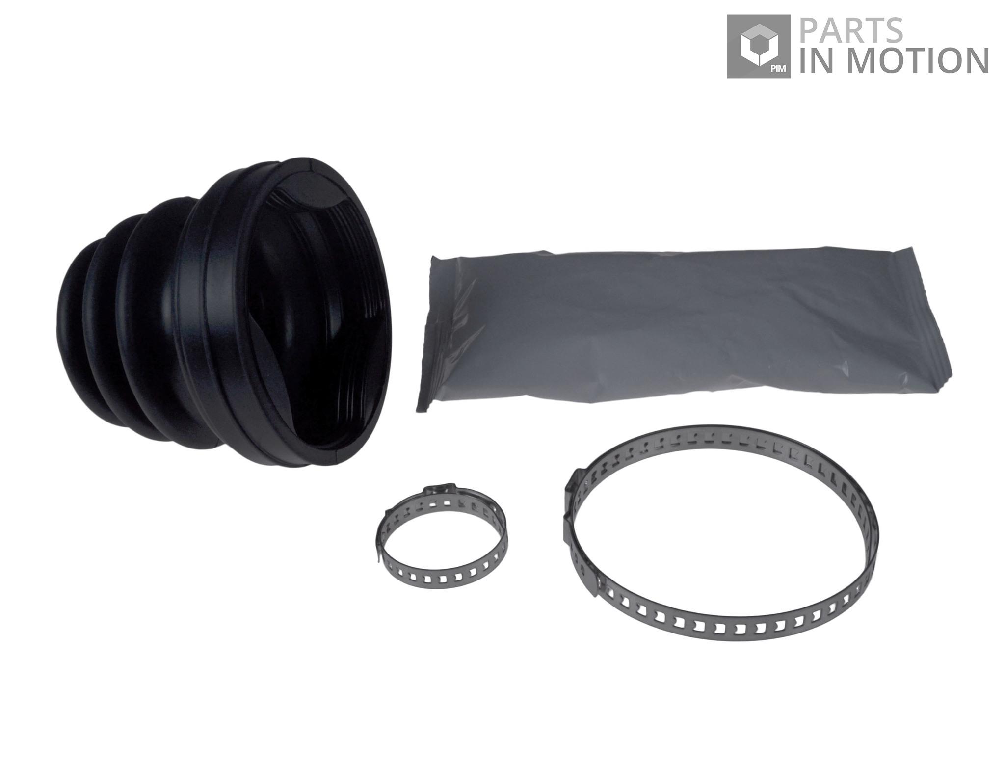 CV Joint Boot Kit Front Inner ADN18143 Blue Print C.V Driveshaft Gaiter Quality