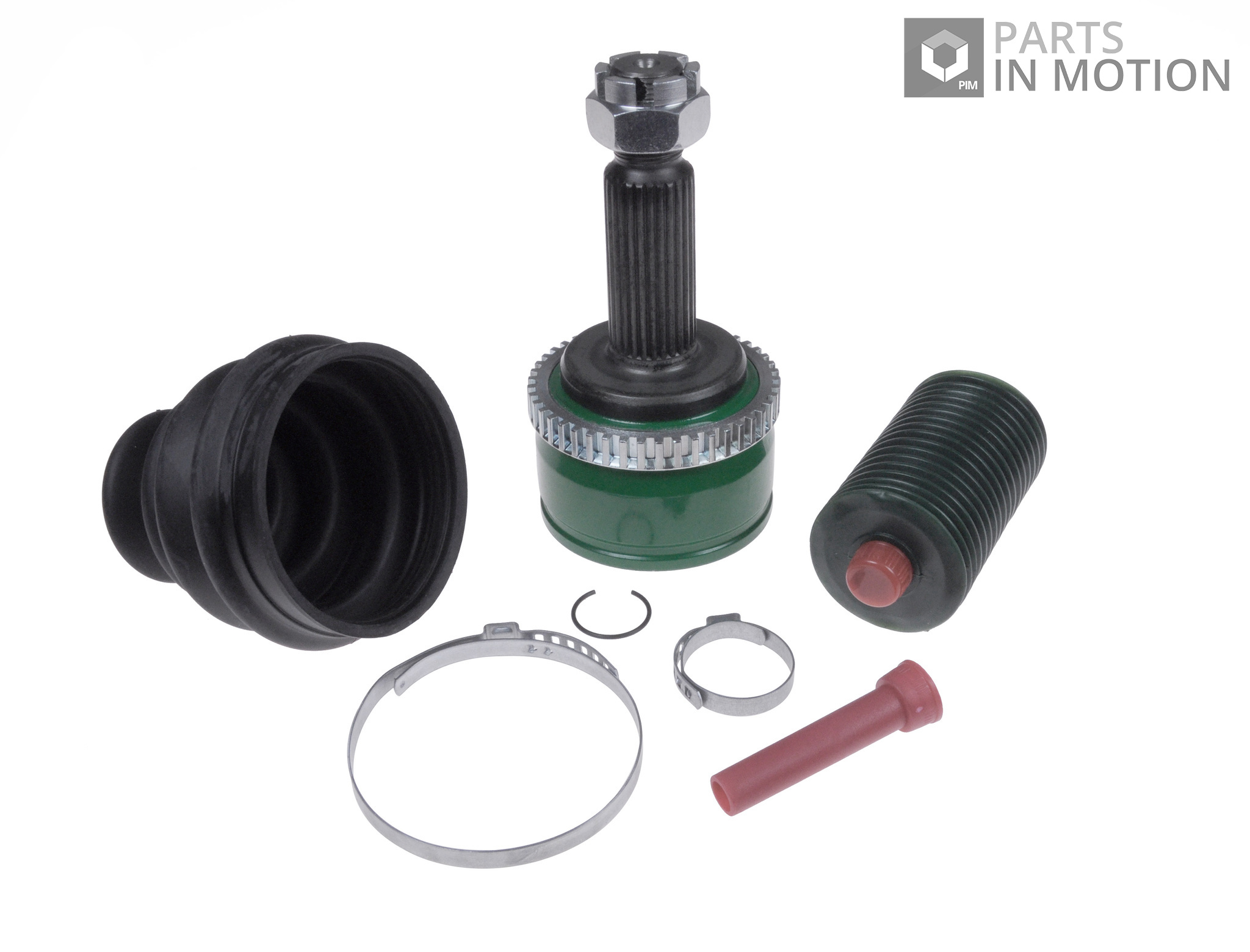 CV Joint Boot Kit fits KIA PRO CEED 1.4 Front Outer 08 to 12 C.V. Driveshaft ADL