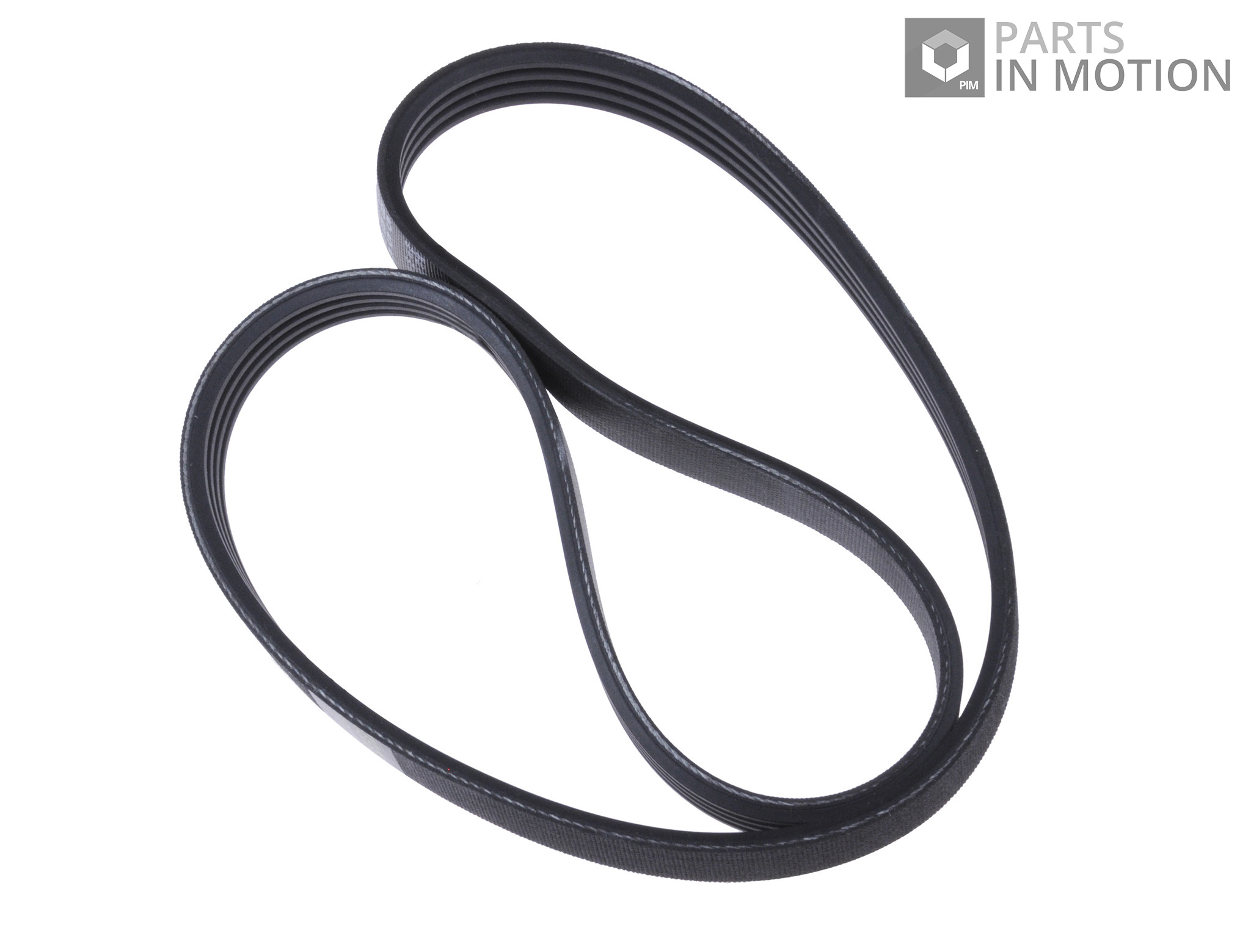 CHEVROLET SPARK 1.2 Multi V Drive Belt 2010 on AD04R840 Auxiliary Ribbed New