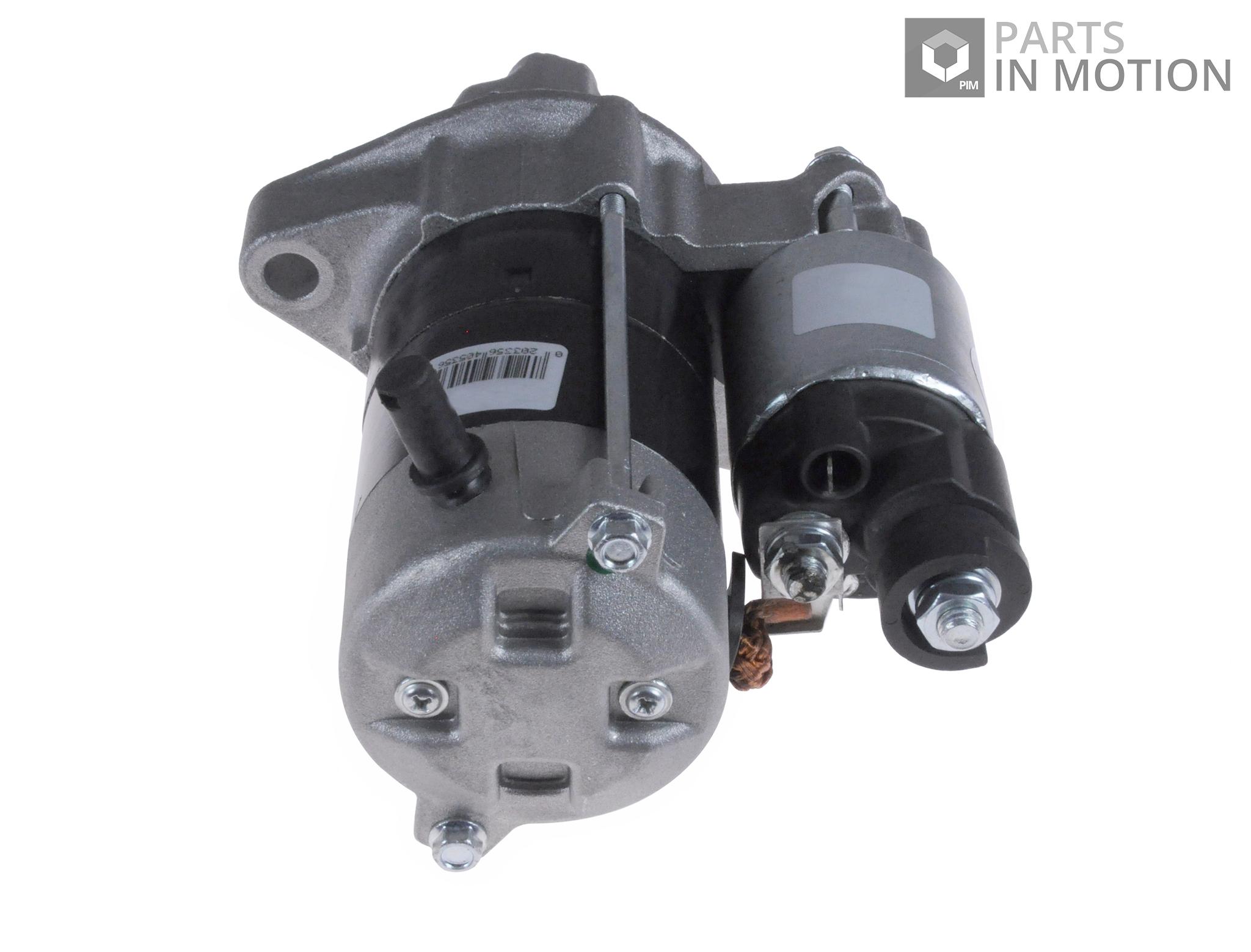 Starter motor fits honda cr v 2 0 99 to 02 adh21235 blue for Honda crv starter motor
