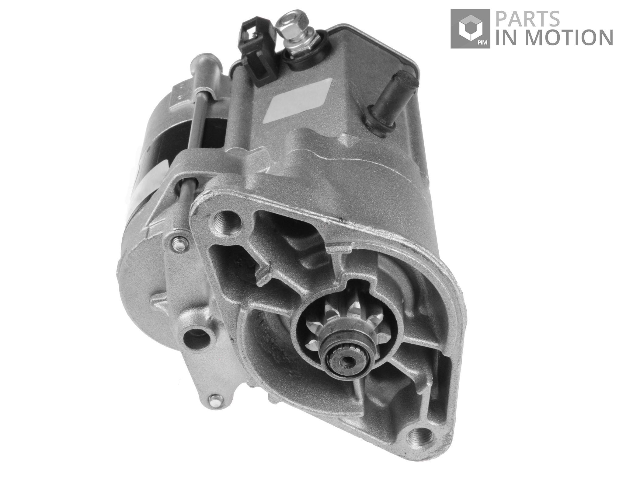 Starter motor fits toyota starlet 13 89 to 96 adl 2810010040 blue print starter motor adt31214 malvernweather Choice Image