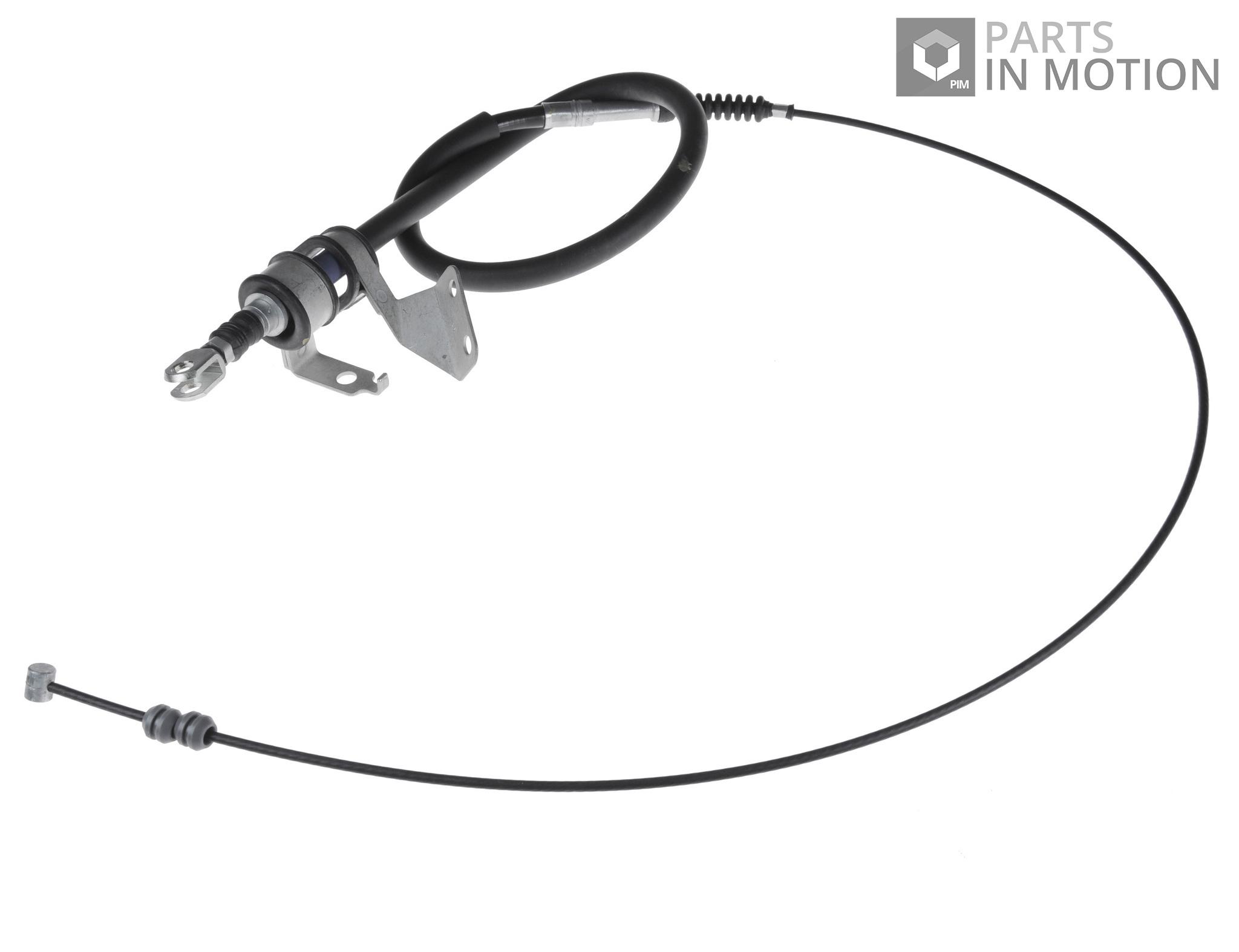 Handbrake Cable Rear Right ADT346193 Blue Print Hand Brake Parking 4642017070