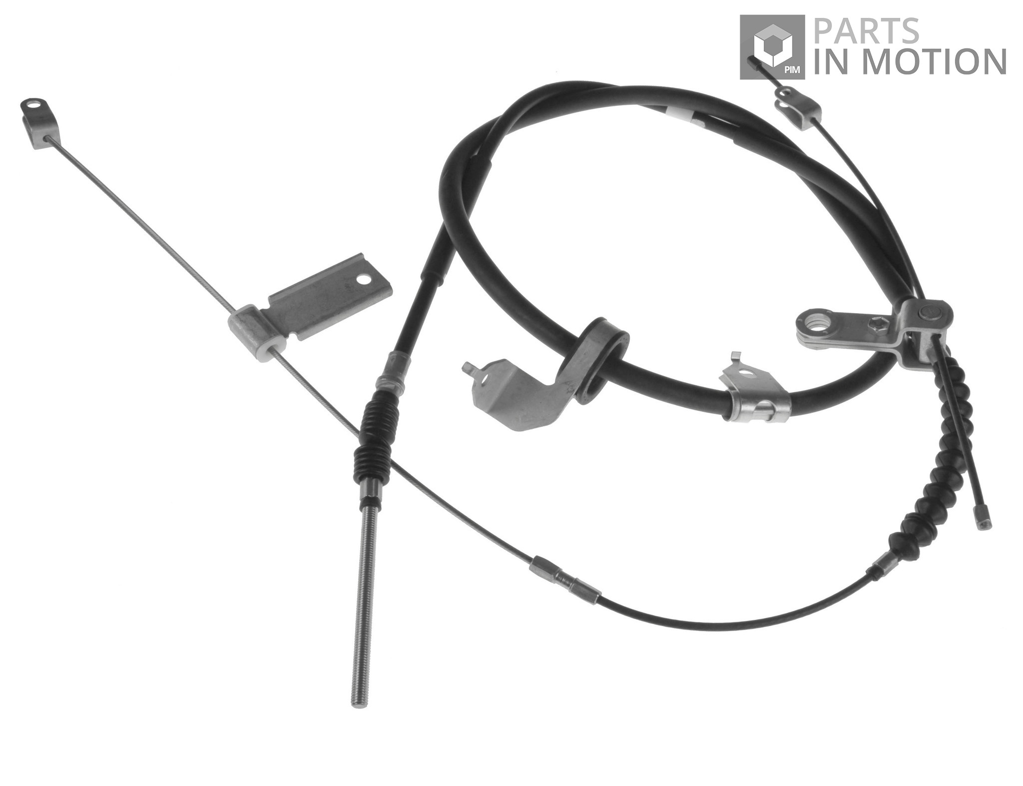 Handbrake Cable Rear Right ADT346227 Blue Print Hand Brake Parking 4642035620