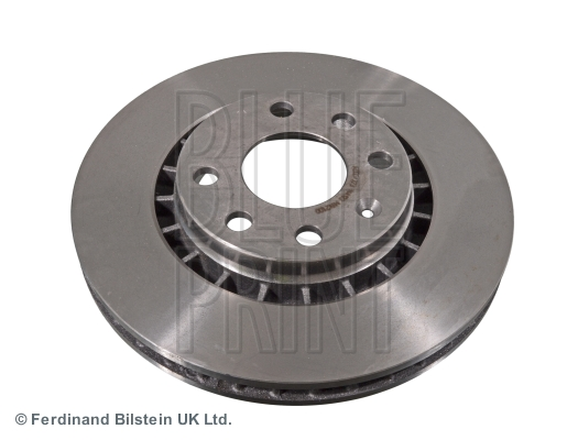 BLUE PRINT BRAKE DISCS FRONT PAIR FOR A VAUXHALL ASTRA SALOON