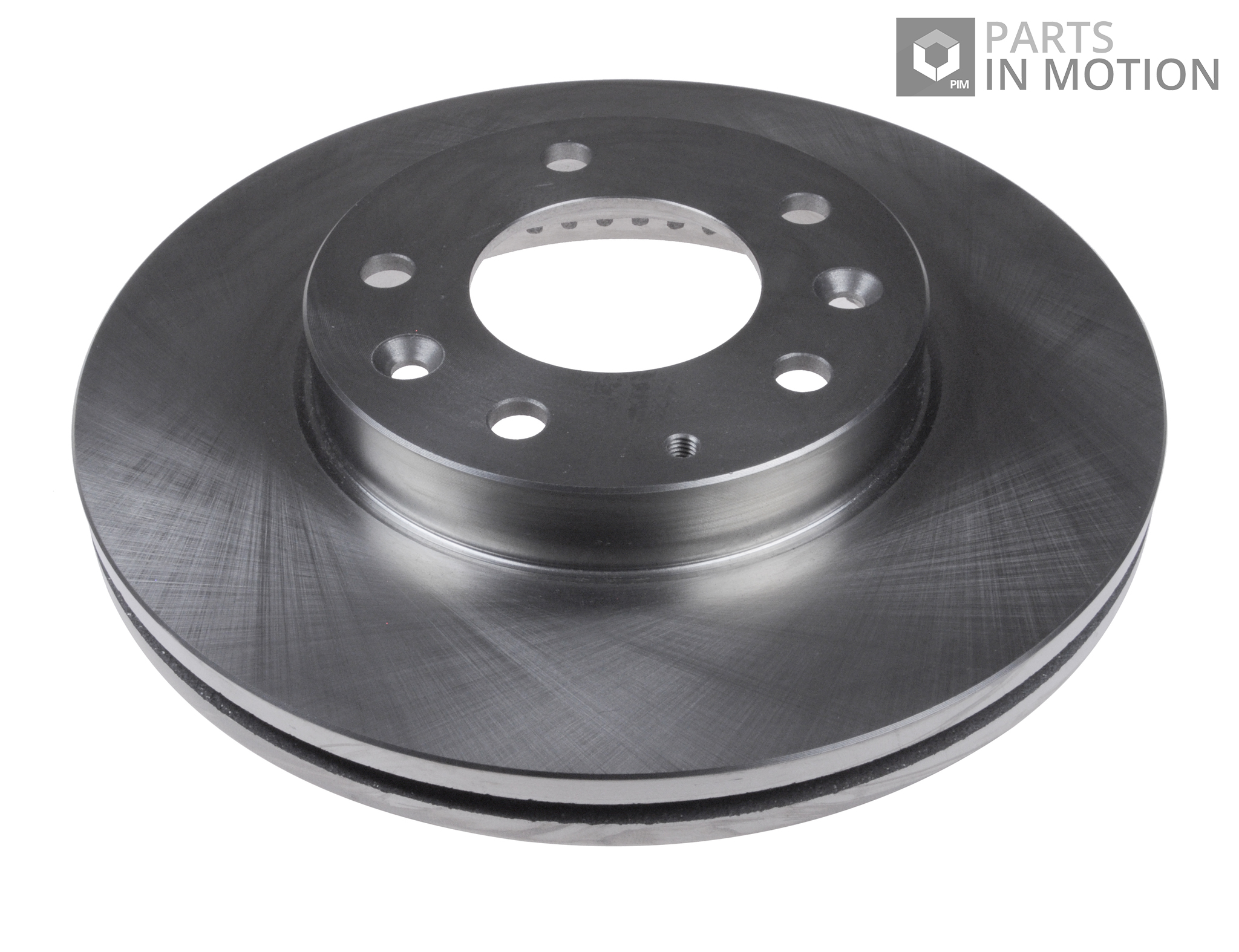 QH BDC3951 Front Axle Internally Vented Brake Disc
