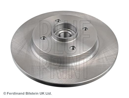 Solide Arrière 1.6 1.6D 2009 sur 267.7 mm Set Bosch Paire Peugeot 5008 2x Disques De Frein