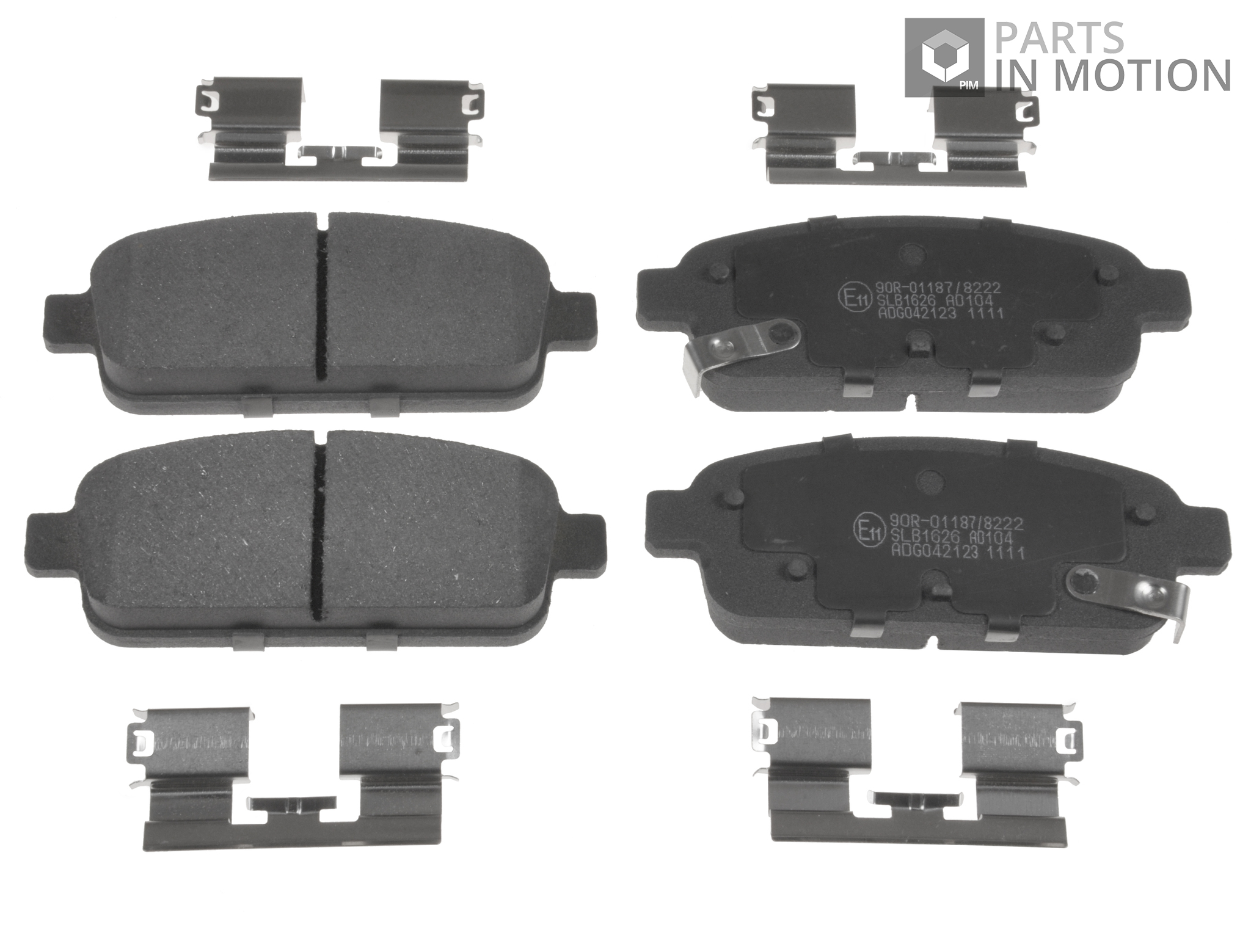 JURATEK FRONT SET OF BRAKE PADS  FOR HYUNDAI TUCSON 1991CCM 150HP 110KW