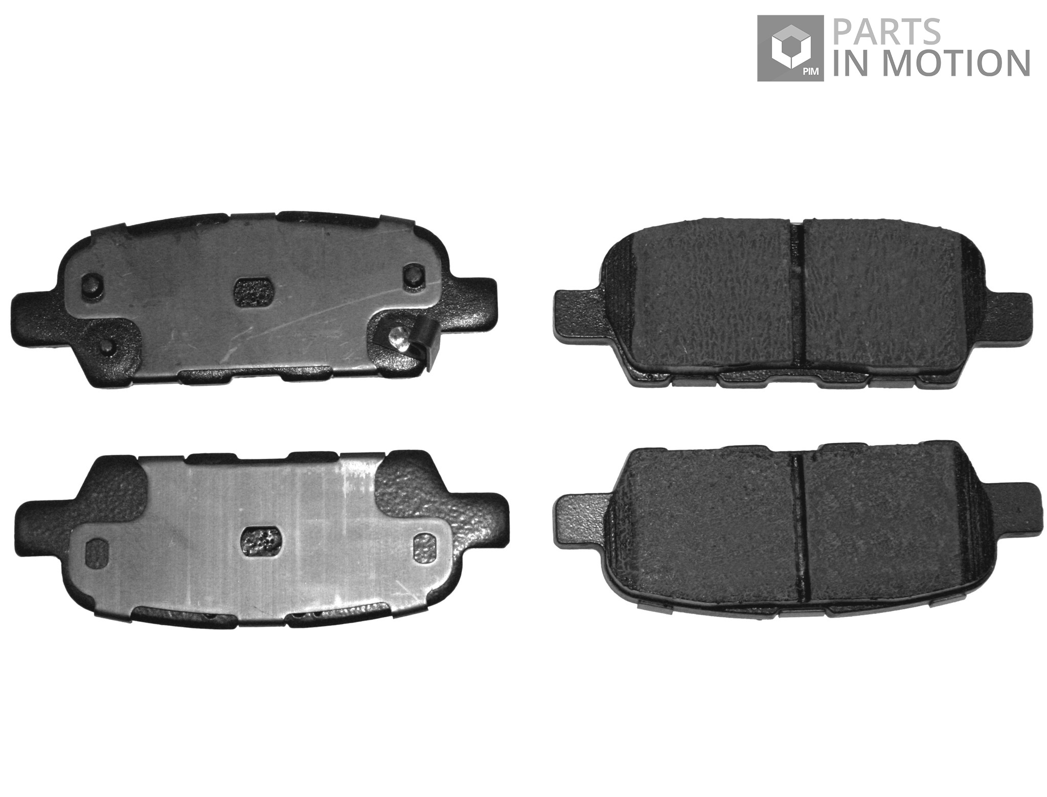 New Fits Nissan X-Trail T31 2.0 dCi FWD Genuine Comline Rear Brake Pads Set