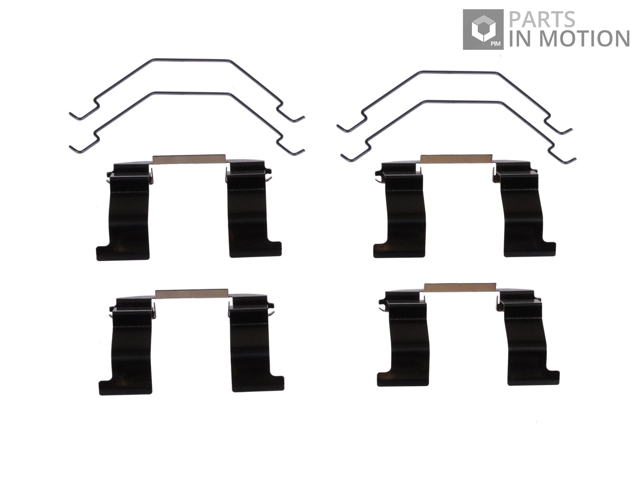 Brake Pad Wear Indicator Sensor fits BMW 116 E81 Front 2.0 2.0D 08 to 10 B/&B New