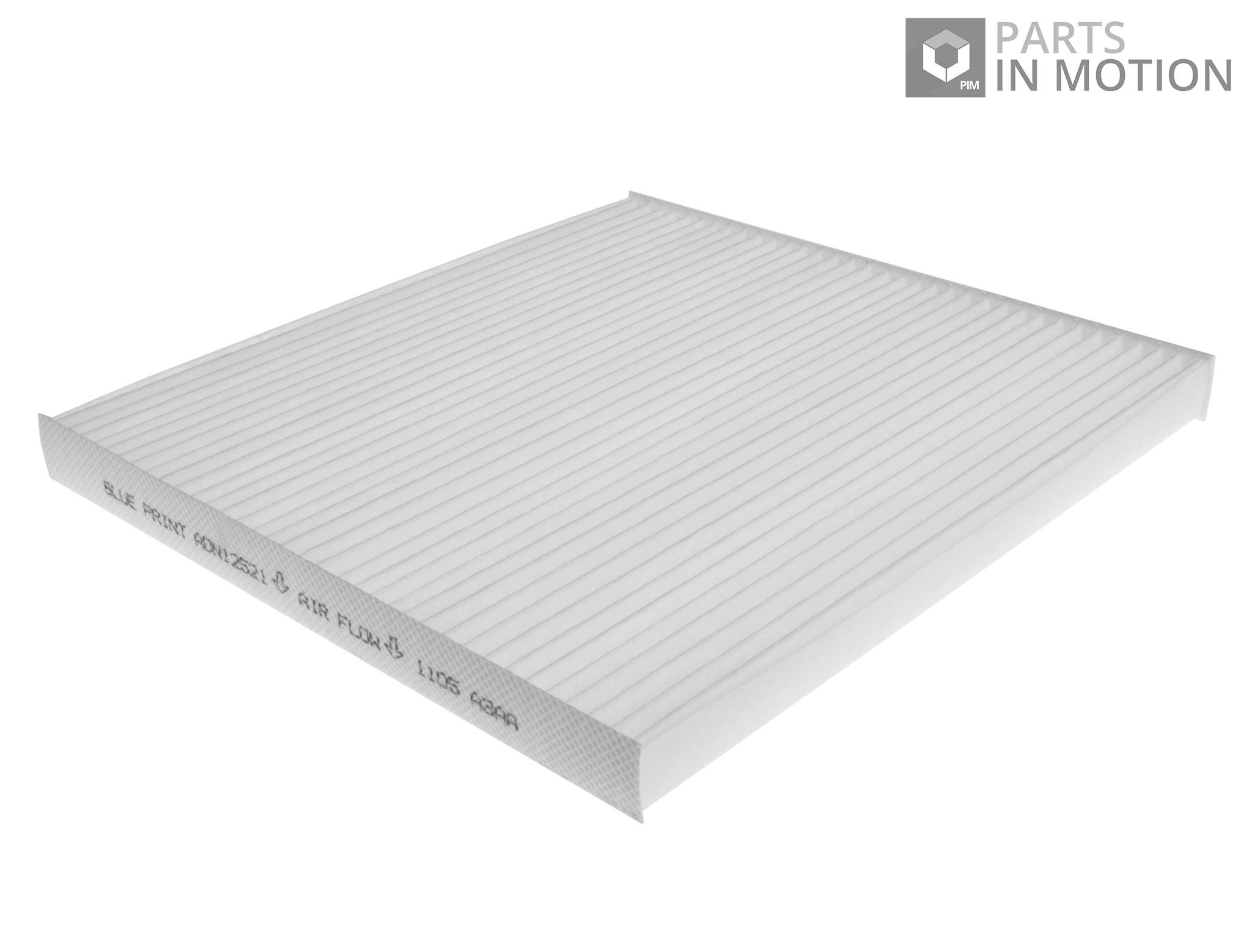 Cabin Filter fits NISSAN MICRA K13 1.2 2010 on ADL 272771HD0B Quality Pollen