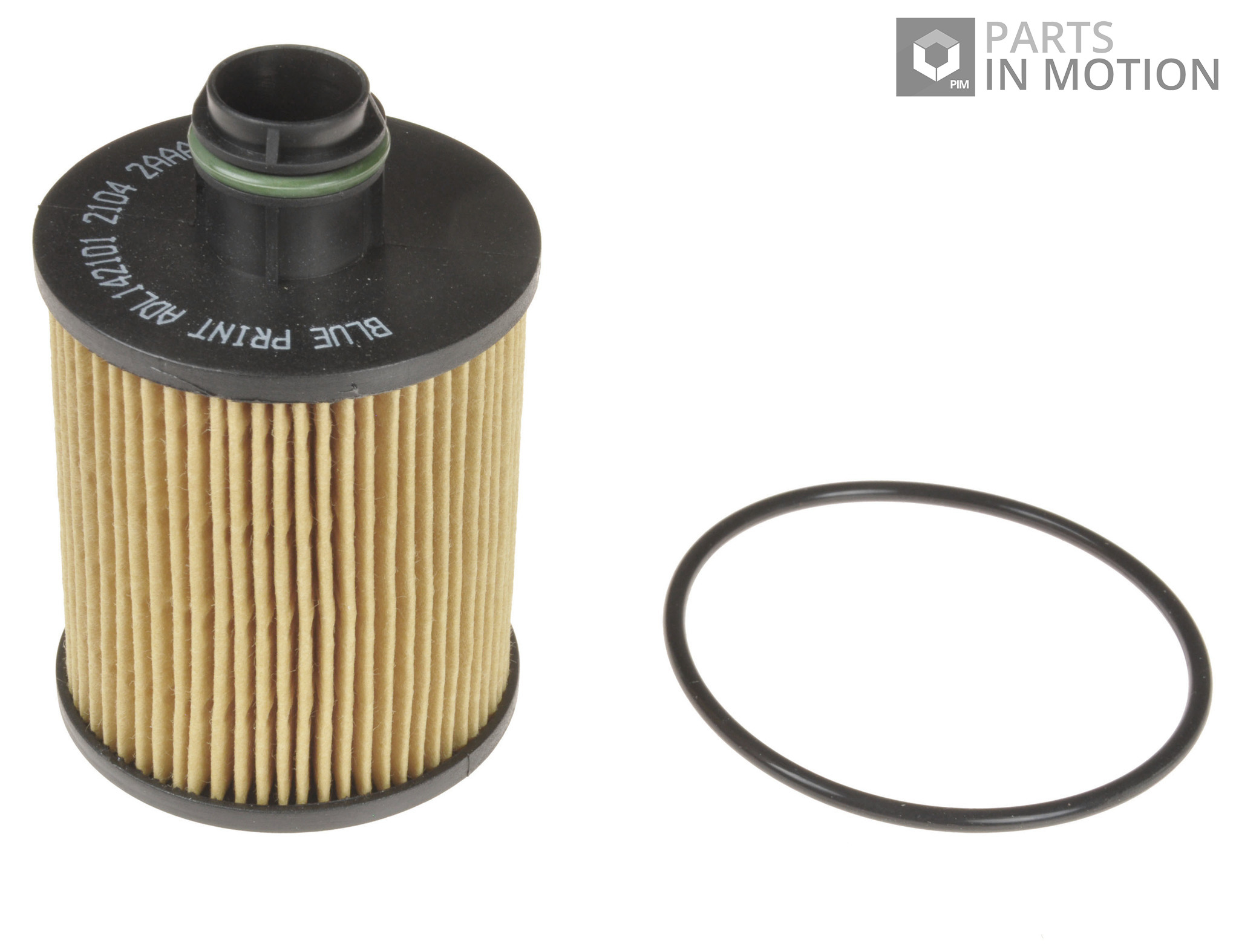 Fits Fiat Qubo 1.3 D Multijet Genuine Borg /& Beck Insert Engine Oil Filter