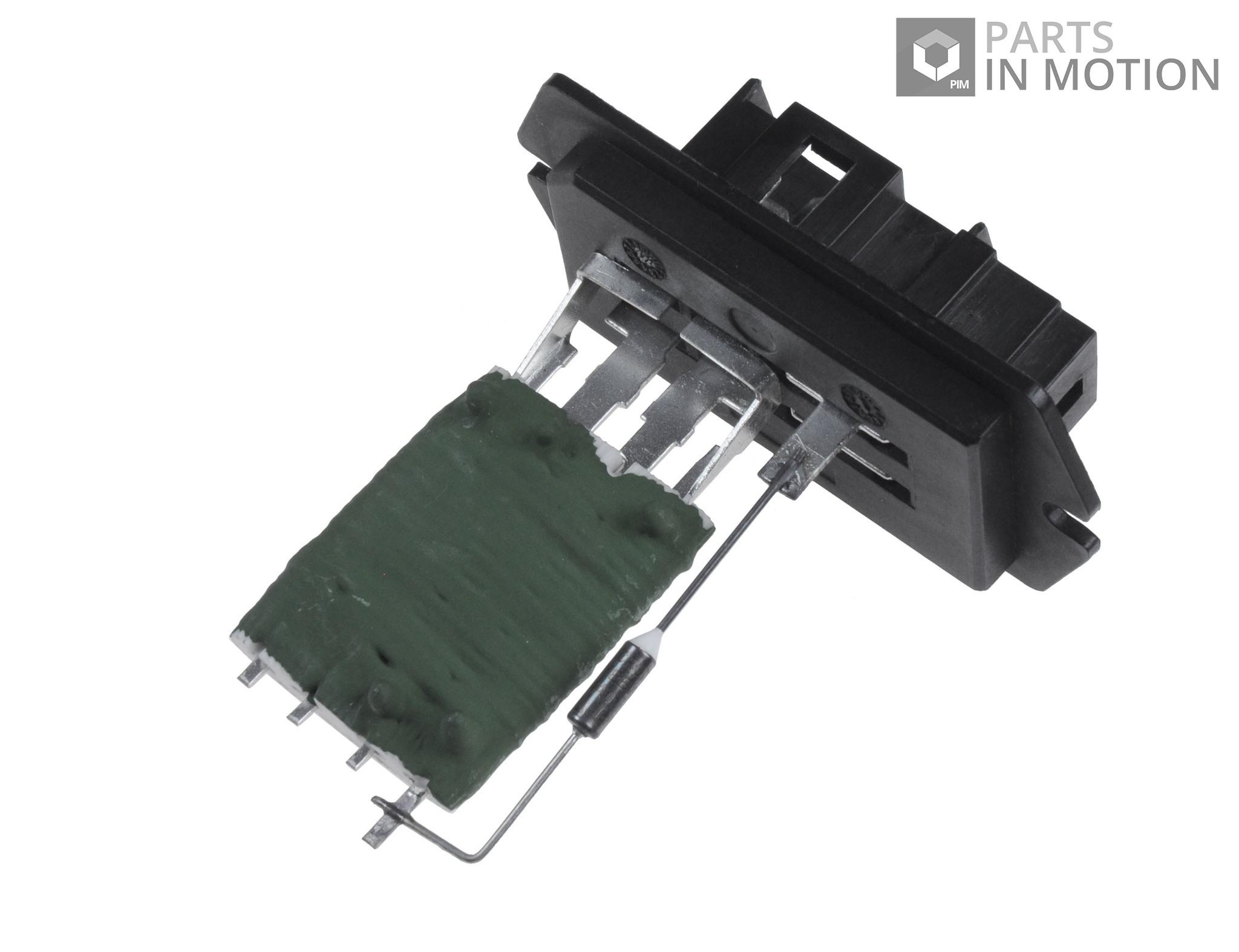 Blower Resistor fits BMW X5 E53 3.0 3.0D 00 to 06 Regulator Rheostat Heater