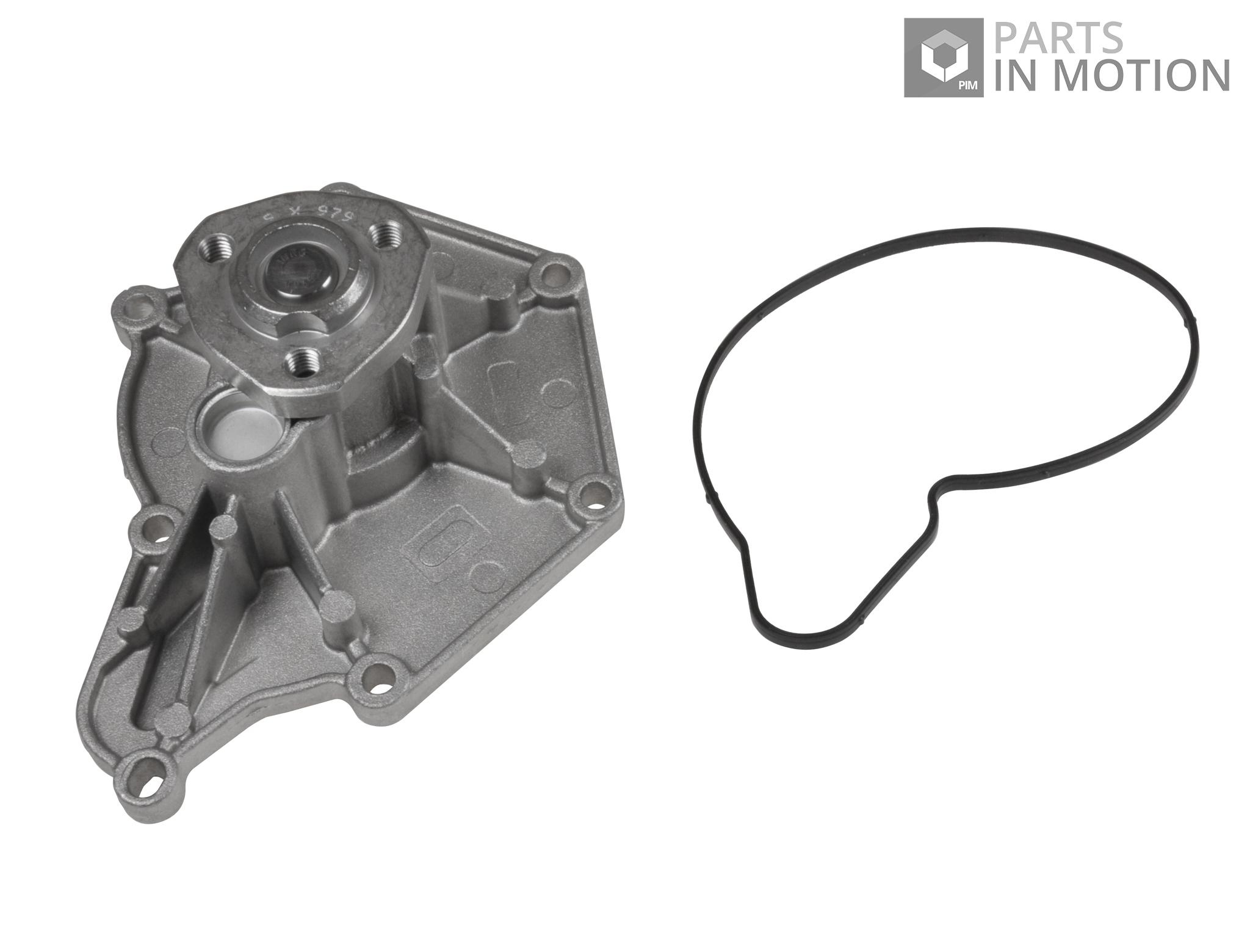 Audi A6 A4 Q7 Engine Water Pump metal impeller New Graf 06E121018A