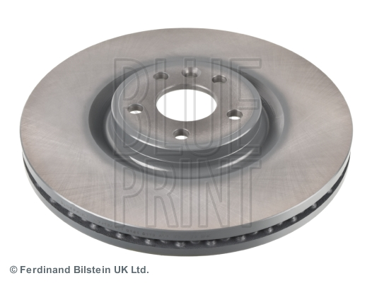 Pair 2x Brake Discs Vented Front 258mm MER319 Juratek Set 4154200101 Quality