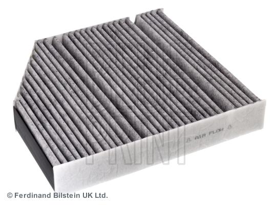 Fits Mercedes C-Class W205 C 250 BlueTEC Hengst Activated Carbon Cabin Filter
