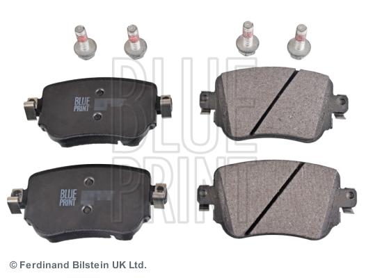 Front Delphi Brake Pads Fits Seat Leon ST 1.6 TDI 4Drive 1.6 TDI 2.0 TDI