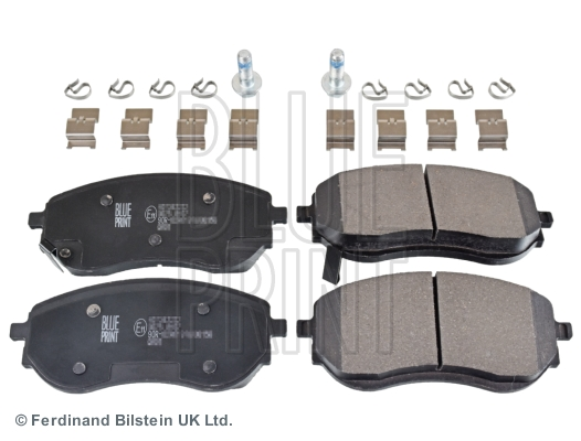 VAUXHALL CORSA E 1.2 Brake Pads Set Front 2014 on ADL Top Quality Replacement