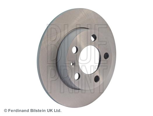 JEEP PATRIOT MK74 2.4 2x Brake Discs Solid Rear 2008 on ED3 302mm Set B/&B Pair
