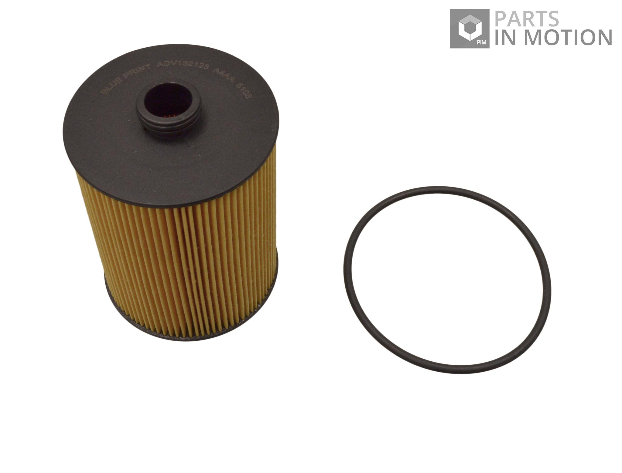PORSCHE CAYENNE 92A 3.6 Oil Filter 2010 on M55.02 Bosch 95510756100 Quality New