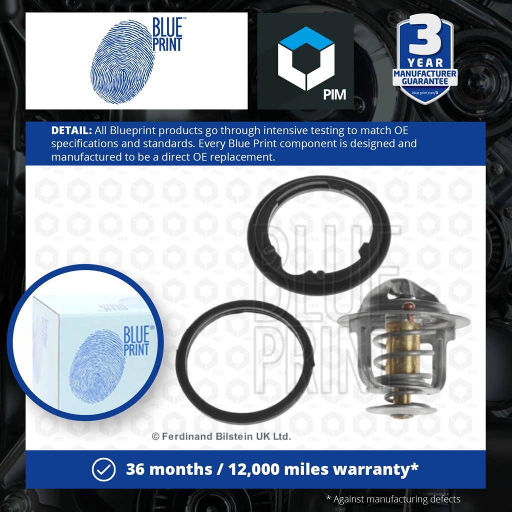 Coolant Thermostat fits DAIHATSU CHARADE Mk6 1.0 2003 on EJ-VE ADL 9004833092
