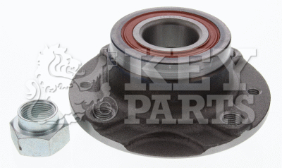TALBOT AVENGER 1.3 Wheel Bearing Kit Rear 73 to 81 FirstLine Quality Replacement
