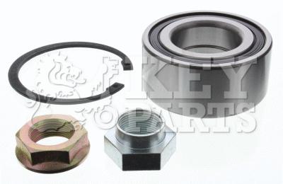 M Front Wheel Bearing Kit NHB0089 Fits Citroën Berlingo Box