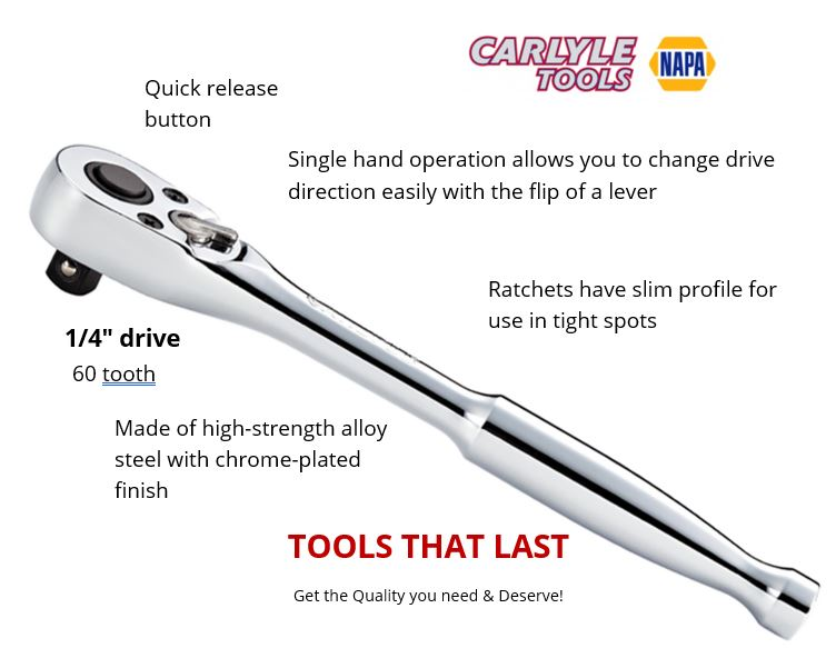 Carlyle Hand Tools S12E20 Socket