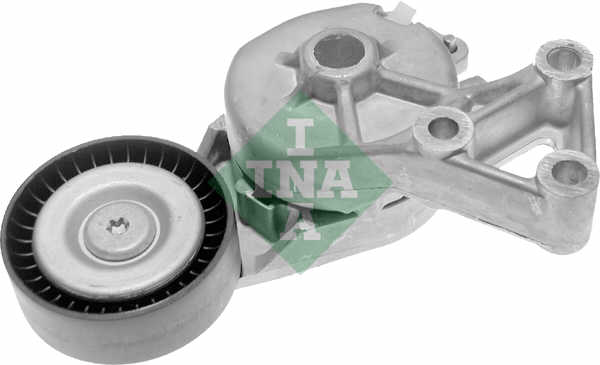 SEAT LEON 1M1 1.9D Aux Belt Tensioner 00 to 06 Drive V-Ribbed INA 038903315AE