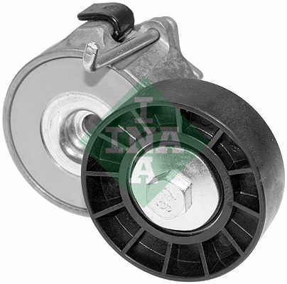 CITROEN RELAY 160 3.0D Aux Belt Tensioner 2006 on Drive V-Ribbed INA 504086948