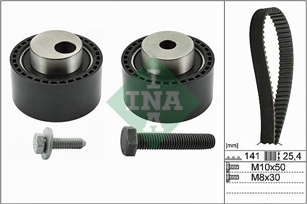 Timing Belt Kit 530011110 INA Set 083162 083182 083183 0831R8 9400831629 Quality