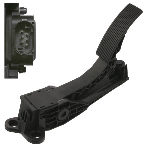 MERCEDES GL350 X164 3.0D Accelerator Pedal 2009 on Throttle 1643000004 Febi New