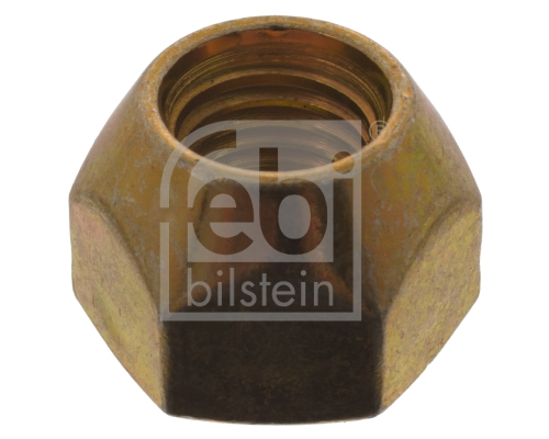 VOLVO-Wheel-Bolt-Stud-Nut-30873148-30870000-Febi-Genuine-Quality-Replacement